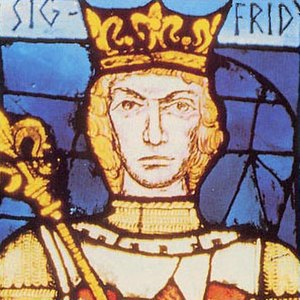 Sigfried, Count of the Ardennes - Sigfried, Count of the Ardennes