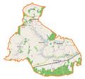 Siekierczyn (gmina) location map.png