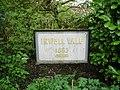 Sign, Irwell Vale - geograph.org.uk - 796674.jpg