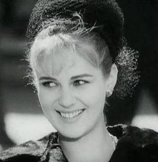Beba Lončar Serbian actress