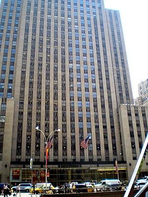 Simon & Schuster - Image: Simon Schuster Building