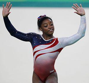 Simone Biles - Biles at the 2016 Olympics