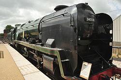 Sir Archibald Sinclair at Sheffield Park station (2308).jpg