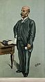 Sir Henry Charles Burdett. Coloured lithograph after J. P. M Wellcome V0000909.jpg
