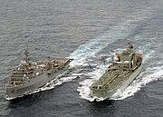 Sirius refueling Juneau