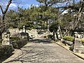 Site of Kabuki-Gomon Gate of Kurume Castle 2.jpg
