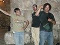 Siur wikipedia in Jerusalem 080608 94.JPG