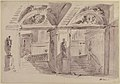 Sketch of a Palace's Interior's Foreshortening with Stairs, Statues and Ornaments MET 1971.513.53.jpg