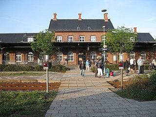 Skjern, Denmark Danish town