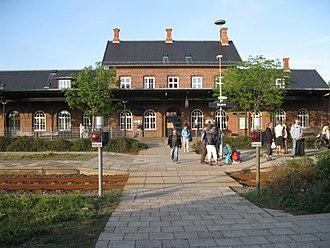 Skjern, Denmark - Skjern Station