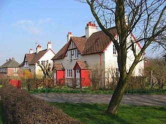 Sledmere - Image: Sledmere Cottages