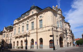 Slovak Philharmonic symphonic orchestra
