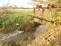 Sluice on the River Cary, Cary Fitzpaine 02.jpg