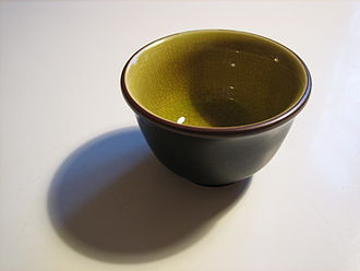 Teacup - A tea bowl without a handle
