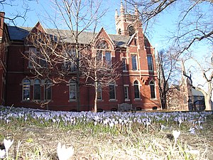 Sylvia Plath - Smith College, in Northampton, Massachusetts