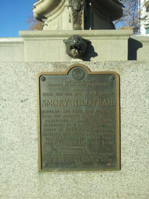 Smoky Hill Trail - Image: Smoky Hills Trail