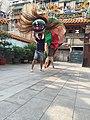 Snapshot, Taipei, Taiwan, 台北大龍峒金獅團, 樹人書院文昌祠, 隨拍, 台北, 台灣 (19236579139).jpg