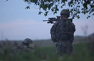 Counter-sniper tactics - Wikipedia, the free encyclopedia