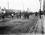 Soldiers Going Away I (7371178964).jpg