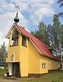 Sonkajärven ortodoksinen tsasouna (Jumalansynnyttäjän kuolonuneen nukkumisen tsasouna) - Lepokankaantie 6 - Sonkajärvi.jpg