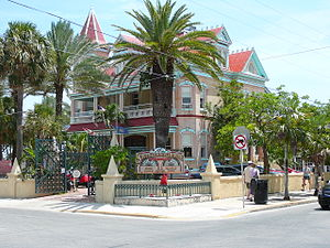 Old Town (Key West) - Image: Southernmosthouse