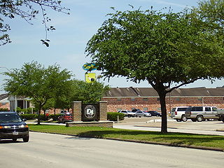 Southside Place, Texas City in Texas, United States