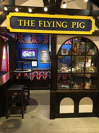 Spam Museum - Image: Spam Museum World Market (England)