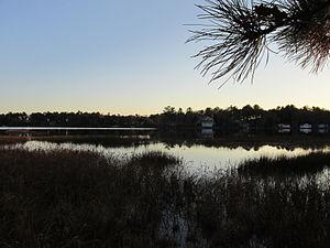 Spectacle Pond (Wareham, Massachusetts) - Spectacle Pond
