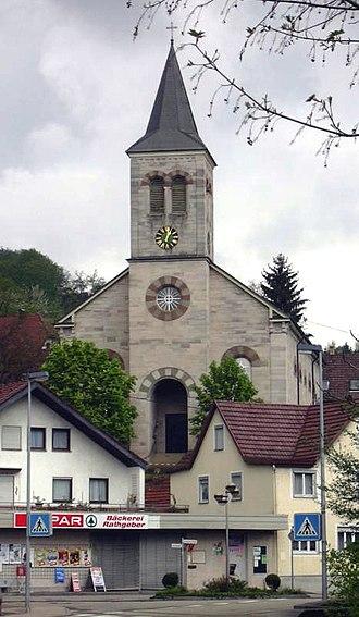 Spiegelberg - Church of Spiegelberg
