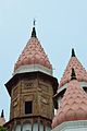 Spire and Domes - Hanseswari Mandir - Bansberia Royal Estate - Hooghly - 2013-05-19 7527.JPG