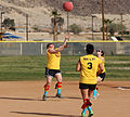 Spouses go toe-to-toe in kickball league 150315-M-ZZ999-151.jpg
