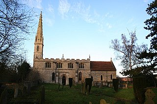 Rowston human settlement in United Kingdom