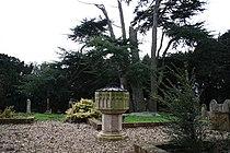 St.Edith's churchyard, Little Carlton, Lincs. - geograph.org.uk - 108077.jpg
