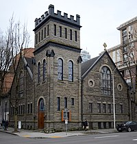 St. James Lutheran Church from northeast - Portland, Oregon.jpg