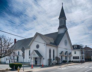 St. Jean Baptiste Church, Warren, Rhode Island