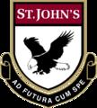 St. John's School (Vancouver) Crest.png
