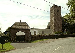Begelly - Image: St. Mary's, the parish church of Begelly geograph.org.uk 892056