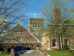 St. Michael and All Angels Episcopal Church Anniston April 2014 3.jpg