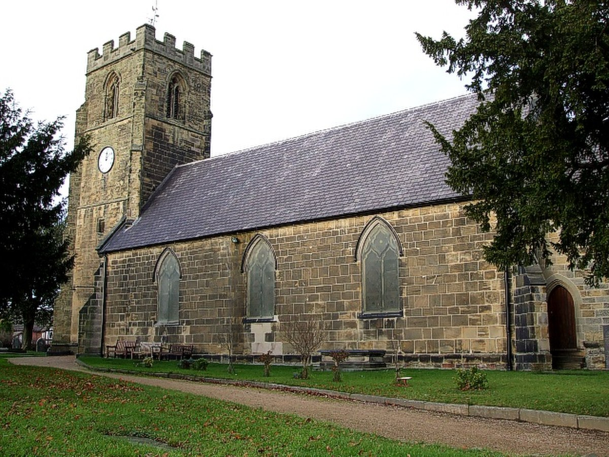 St. Peter's Church, Drayton Bassett - geograph.org.uk - 967399.jpg