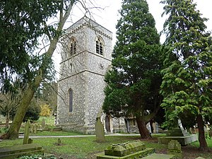 Caversham, Reading - St Peter's Church parish church