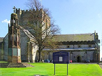 St Asaph - Image: St Asaph, Cathedral