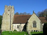 St Bartholomew's Church, Maresfield.JPG
