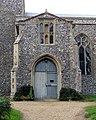 St Botolph, Hevingham, Norfolk - Porch - geograph.org.uk - 317209.jpg