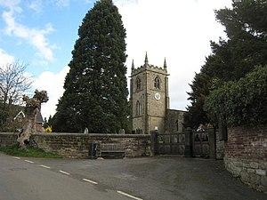 William Richardson Linton - St Michael's, Shirley