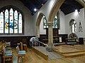 St Michael's Church - Eglwys San Mihangel, Caerwys, Flintshire, Wales 26.jpg