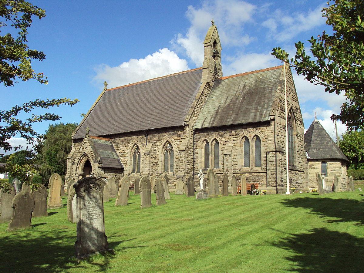 St Philip S Church Kelsall Wikipedia