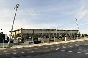 2017 UEFA European Under-21 Championship - Image: Stadion miejski w Gdyni