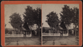 Stamford Post Office, Katskills, from Robert N. Dennis collection of stereoscopic views.png