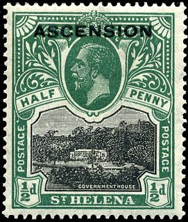 Postage stamps and postal history of Ascension Island