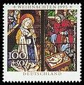 Stamp Germany 1995 Briefmarke Geburt Christi.jpg
